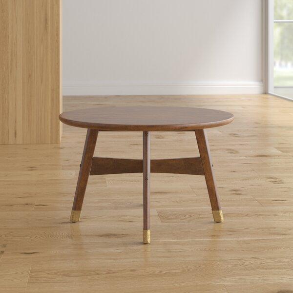 Ranchero Cross Legs Coffee Table By Langley Street™