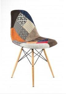 Ansgar Upholstered Dining Chair by Stilnovo