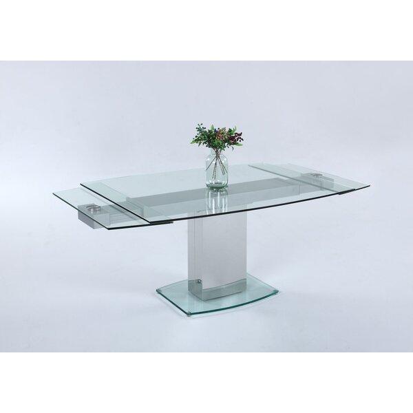 Jasen Extendable Dining Table by Orren Ellis
