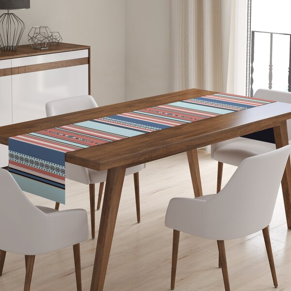 Colten Table Runner by Bungalow Rose
