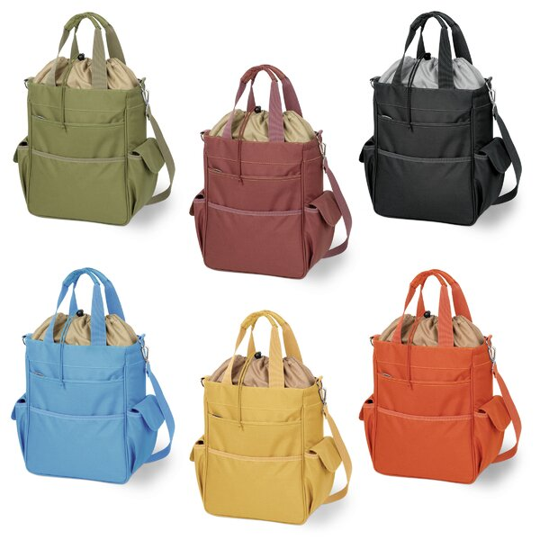 Activo Cooler Picnic Tote Bag by Freeport Park