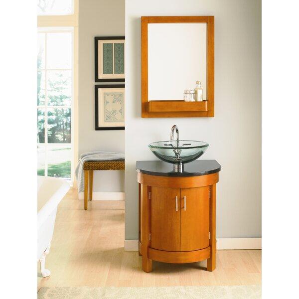 Haddington Petite 23 Single Bathroom Vanity Set by DECOLAVHaddington Petite 23 Single Bathroom Vanity Set by DECOLAV
