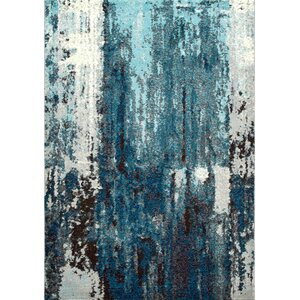 Elliott Blue/Gray Area Rug