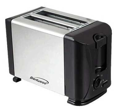2-Slice Toaster by Brentwood Appliances