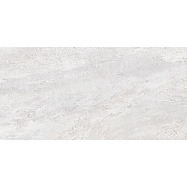 Milestone 12 x 24 Porcelain Field Tile in White by Emser Tile