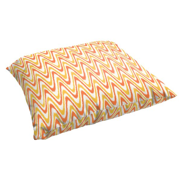 Merauke Corded Indoor/Outdoor Floor Pillow by Latitude Run