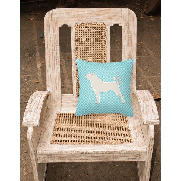 Anatolian Shepherd Indoor/Outdoor Throw Pillow by East Urban Home