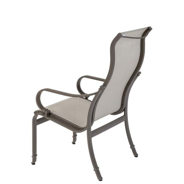 Torino Patio Dining Chair by Tropitone