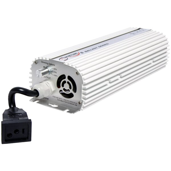 Quantum 600W Dimmable Ballast by Hydrofarm