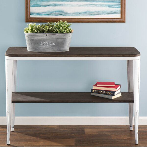 Trent Austin Design White Console Tables