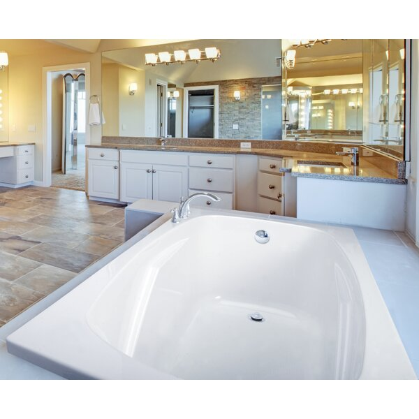 Sculptura 60 x 36 Whirlpool by Clarke Products