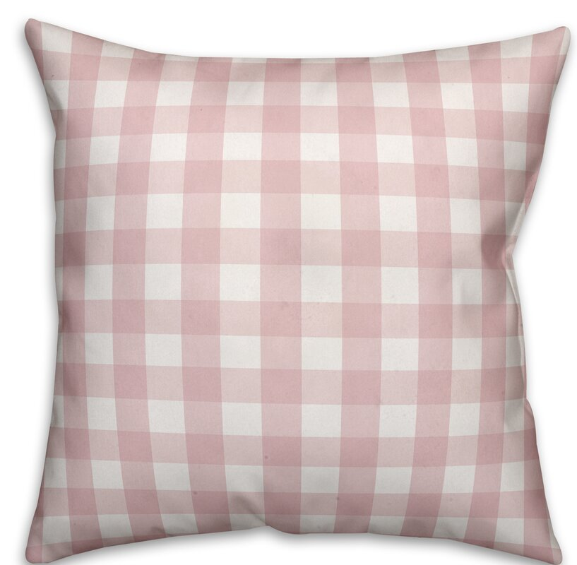 Speegle Buffalo Check Throw Pillow