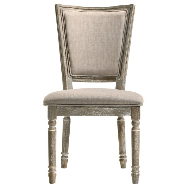 Rufus Upholstered Dining Chair (Set of 2) by Ophelia & Co. Ophelia & Co.