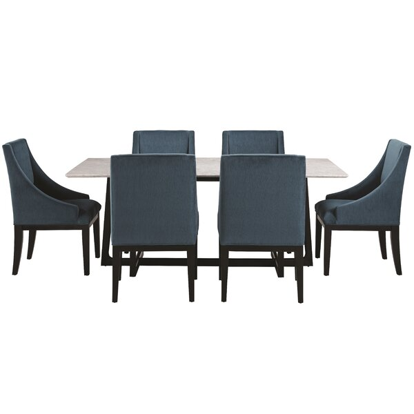 Braymer 7 Piece Dining Set by Brayden Studio