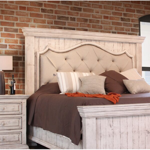 Fischer Panel Headboard by One Allium Way