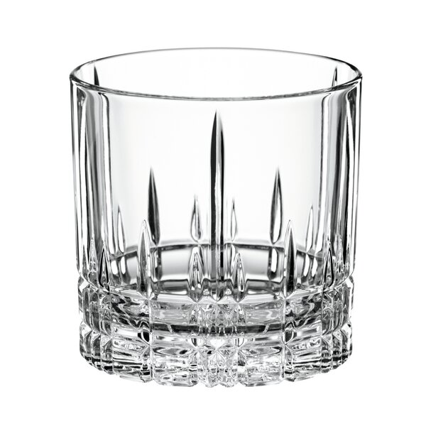 Perfect Serve 10 oz. Crystal Cocktail Glass (Set of 4) by Spiegelau