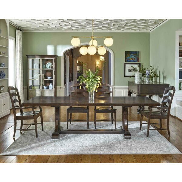 Jefferey 5 Piece Extendable Dining Set by Canora Grey
