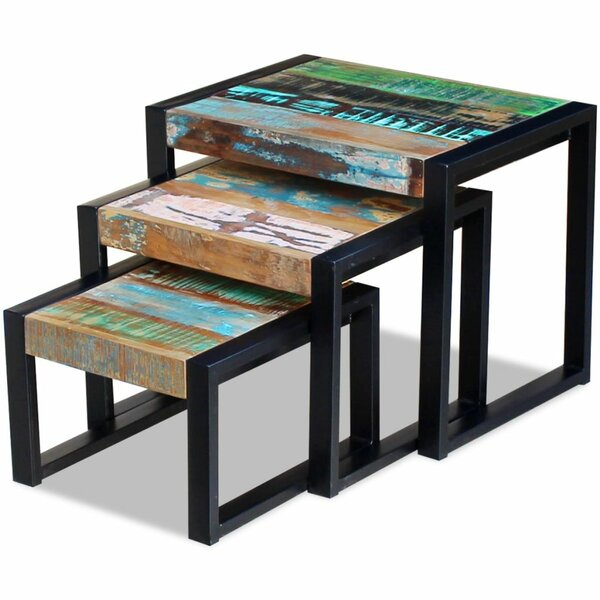 Thorton 3 Piece Nesting Tables by Williston Forge