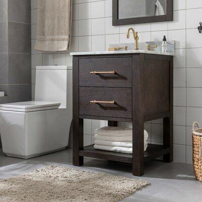 Farmhouse Amp Rustic 24 Inches Bathroom Vanities Birch Lane