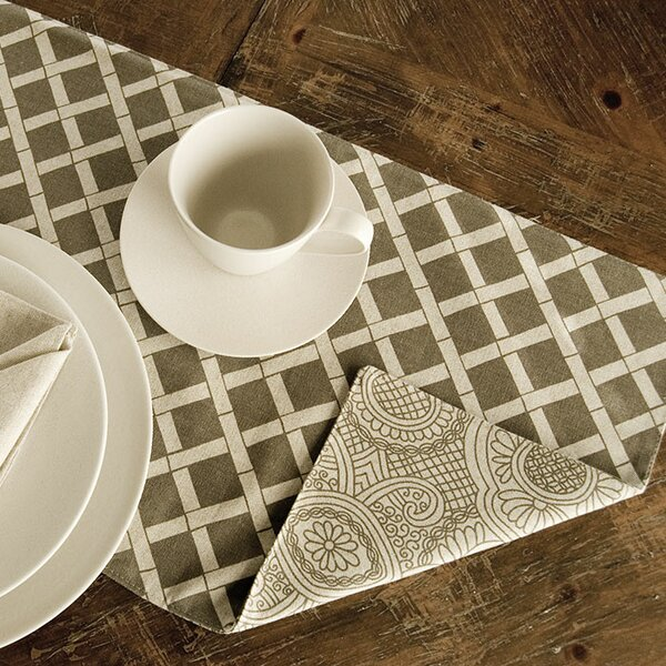 Evannah Table Runner by Heritage Lace