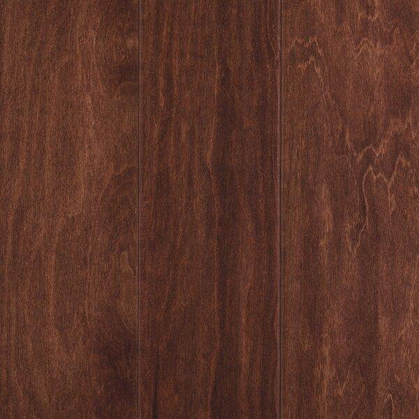 Agawam 5 Engineered Hardwood Flooring in Terrace Brown by Welles Hardwood