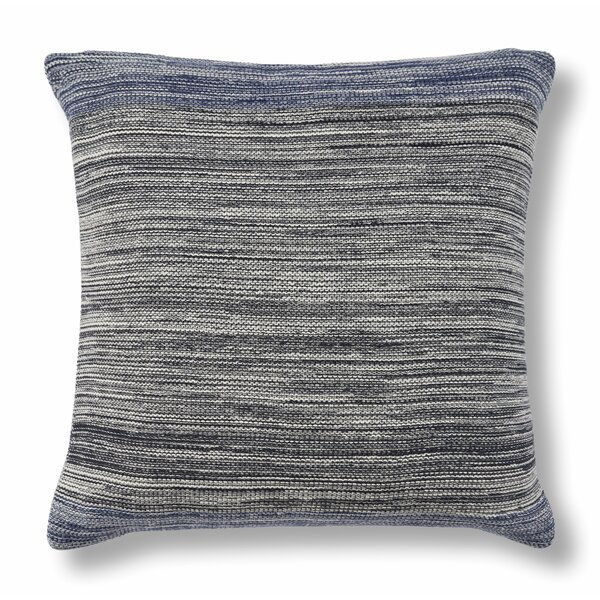 Soler Cotton Throw Pillow by Winston Porter