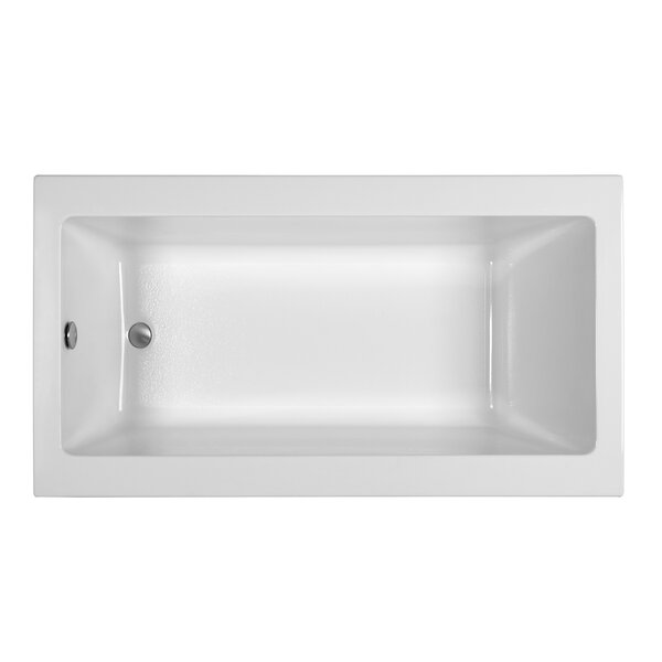 End Drain 66 x 36 Air Tub by Reliance