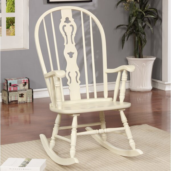 Moriah Rocking Chair by August Grove