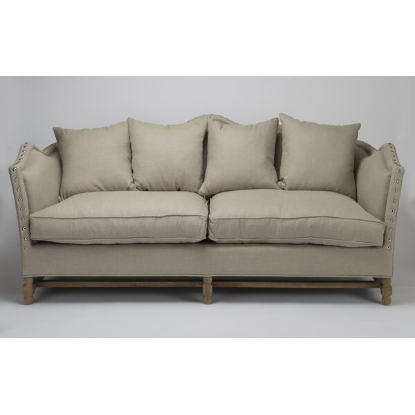 Charlotte Sofa By The Bella Collection by The Bella Collection Sale