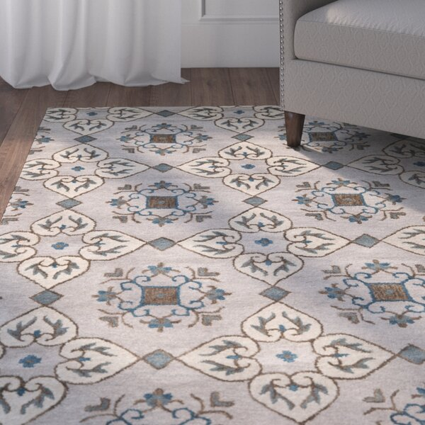 Colesberry Beige Area Rug by Charlton Home