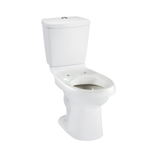 Karsten Luxury Height Dual Flush Elongated 2 Piece Toilet by Sterling by Kohler