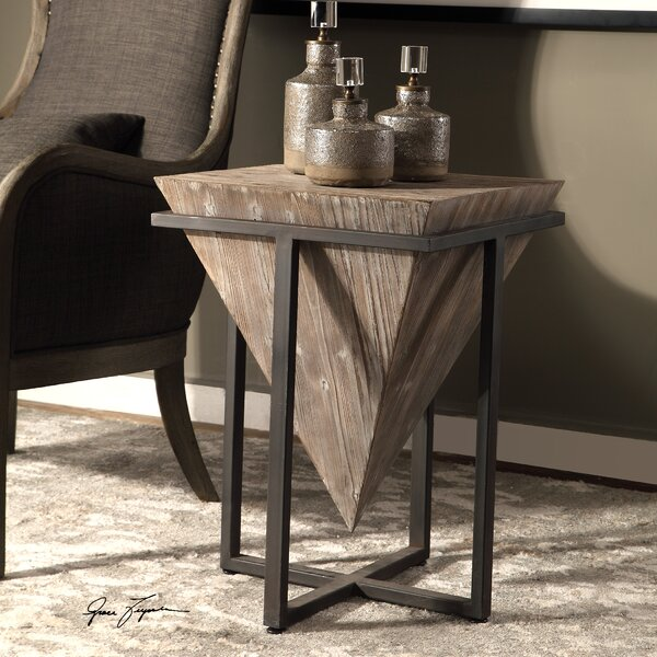 Deveraux End Table by Williston Forge