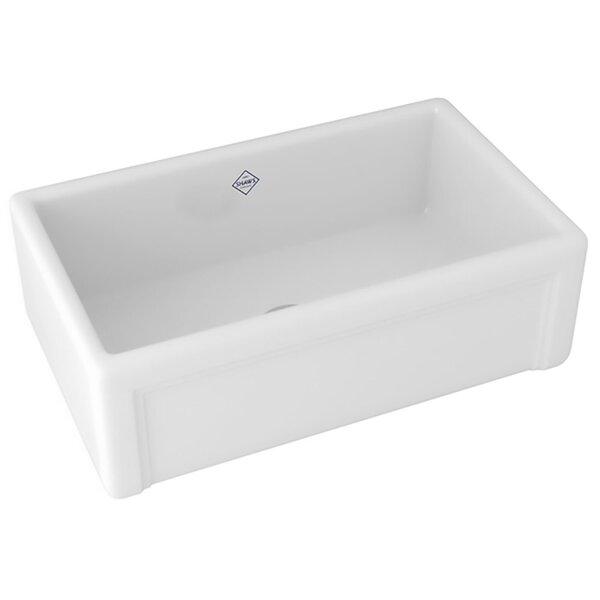 Shaws 30 L x 18 W Farmhouse/Apron Kitchen Sink