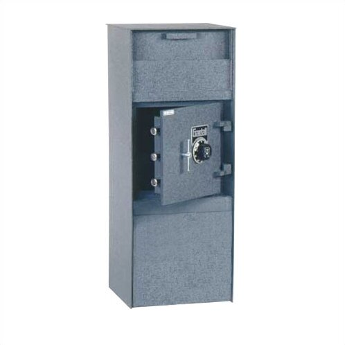 Large Single Door Commercial Front Loading Depository Safe 2.08 CuFt by Gardall Safe Corporation