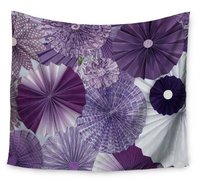 Lavender Wishes by Heidi Jennings Wall Tapestry by East Urban Home