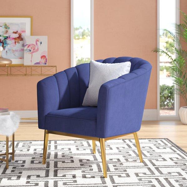 Kester Armchair by Everly Quinn Everly Quinn