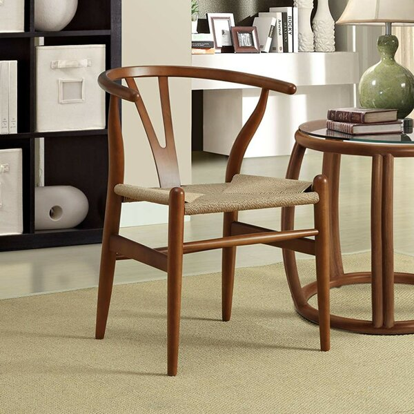 Lafontaine Wooden Dining Chair (Set of 2) by Bloomsbury Market