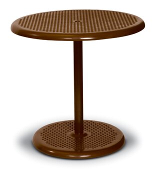 Camino Series Metal Bistro Table by Wabash Valley