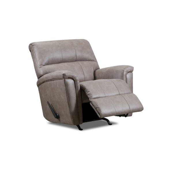 Aramantha Manual Rocker Recliner [Red Barrel Studio]