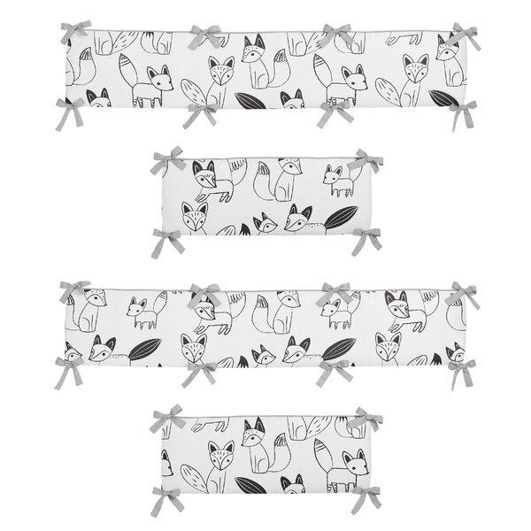 Fox Crib Bumper by Sweet Jojo Designs