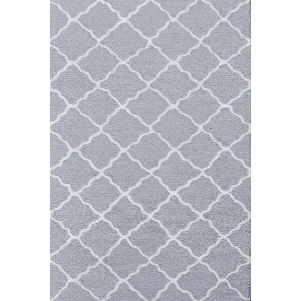 Handmade Gray Area Rug by Park Avenue Rugs