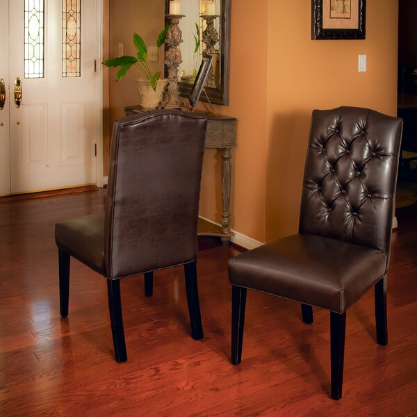 Radley Upholstered Dining Chair (Set of 2) by Darby Home Co