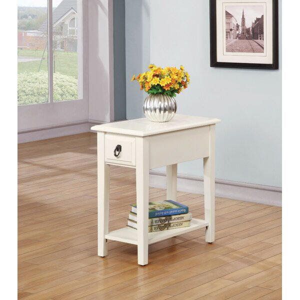 Hodapp End Table With Storage By August Grove