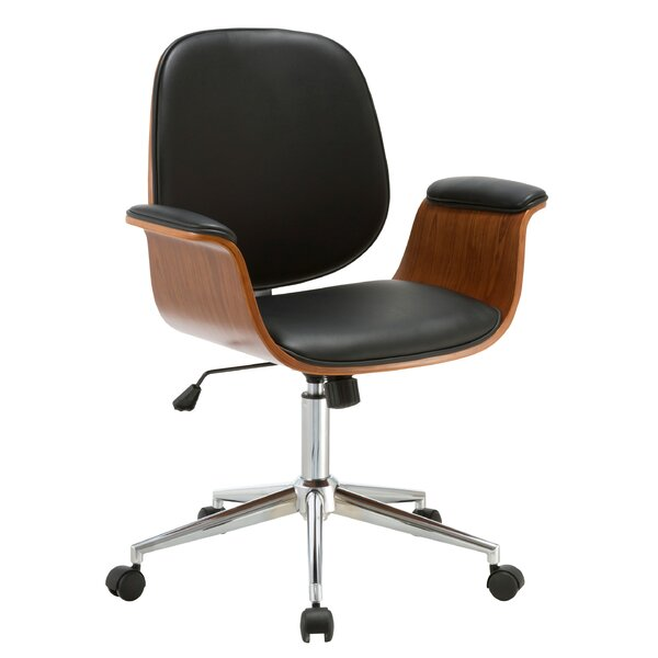 Idalia Mid-Back Office Chair by Porthos Home