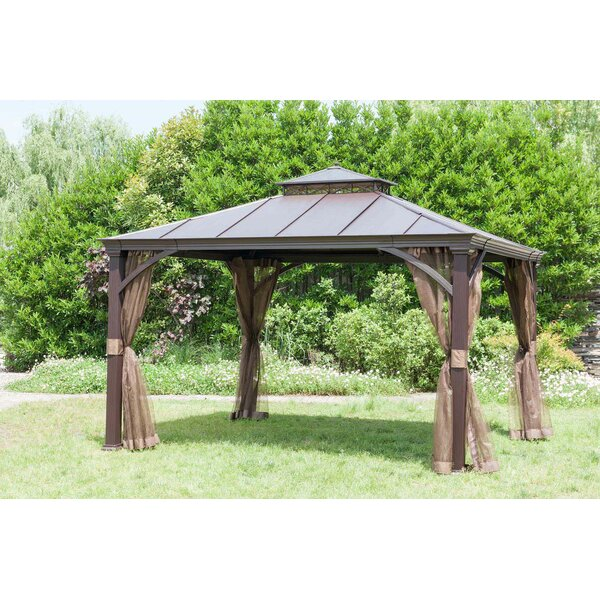 Replacement Mosquito Netting for Sonoma Hardtop Gazebo by Sunjoy