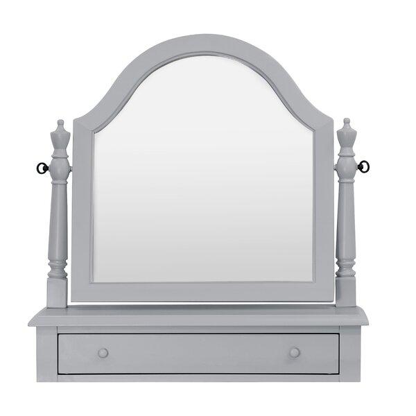 Sullivan Arched Dresser Mirror by Million Dollar Baby Classic