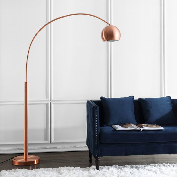 Dion 70 Arched Floor Lamp by Langley Street