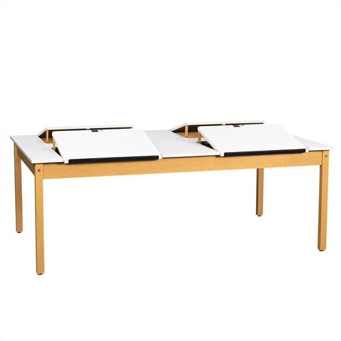 84 x 48 Rectangular Activity Table by Shain