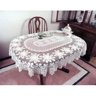 Oval Shaped Tablecloths