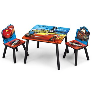 Kids Table And Chairs Set | Wayfair.co.uk